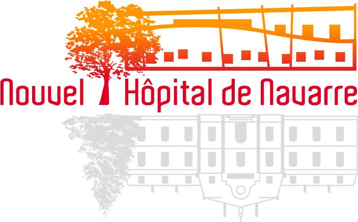 Le Nouvel Hôpital de Navarre à Evreux et dans l'Eure (27)