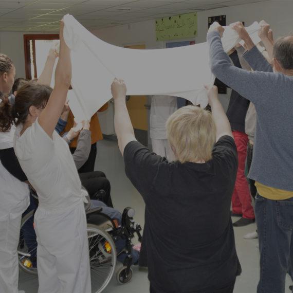 """La Maison d'Accueil Spécialisée """"Le Saule"""" organise différentes activités pour les résidents tout au long de l'année"""