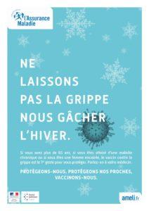 Campagne de vaccination du Nouvel Hôpital de Navarre 2019