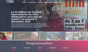 festival du film d'éducation 2019