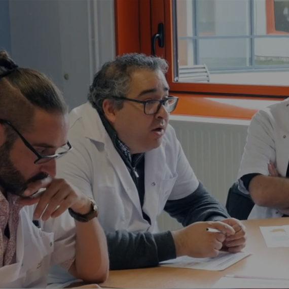 Travailler au NHN Comme médecins Comme interne