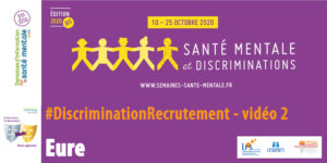 la discrimination à l'embauche - SISM 2020