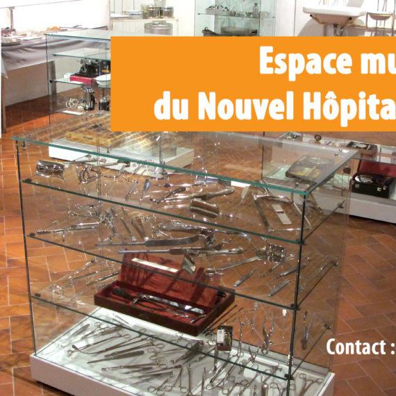 Espace muséal Nouvel Hôpital de navarre