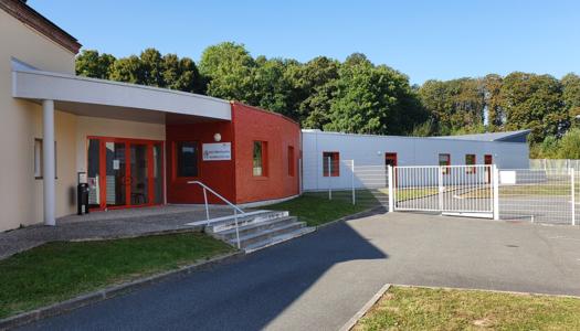 Bâtiment Unité d'Hospitalisation pour Adolescents